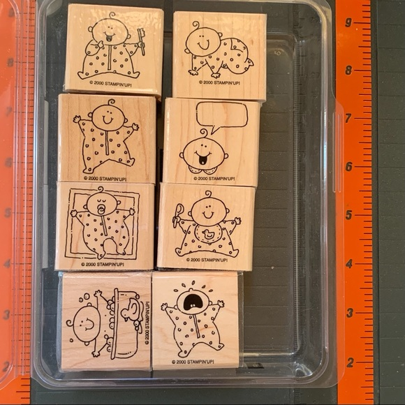 Stampin' Up! BABY FIRSTS